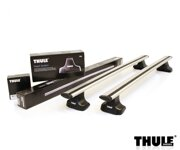 Thule WingBar,  BMW X3, 5-T SUV, 10-  , Kit 4023