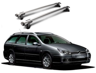 Whispbar Through Träger für CITROEN C5  2008 - 2012     mit Dachreling, K328 mount   + S16