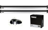 Thule  WingBar EVO,  BMW  X1, 5-T SUV, 10-  , Kit 4013