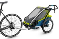 THULE CHARIOT CTS SPORT1, BLUE & GREEN