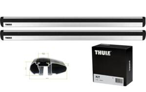 Thule Wing Bar 127 cm (Set 962/757)