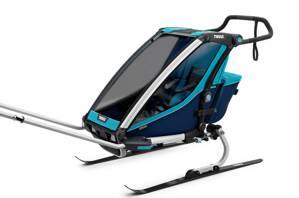 Thule Chariot CTS Ski Set 2017-
